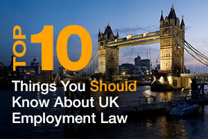 top_ten_uk_employment_law